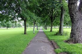 path Leith Links