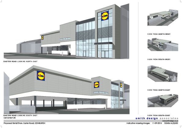 S:2000-24992400-2449G2436 Lidl ,Easter Road (G1700-99)1 Arc
