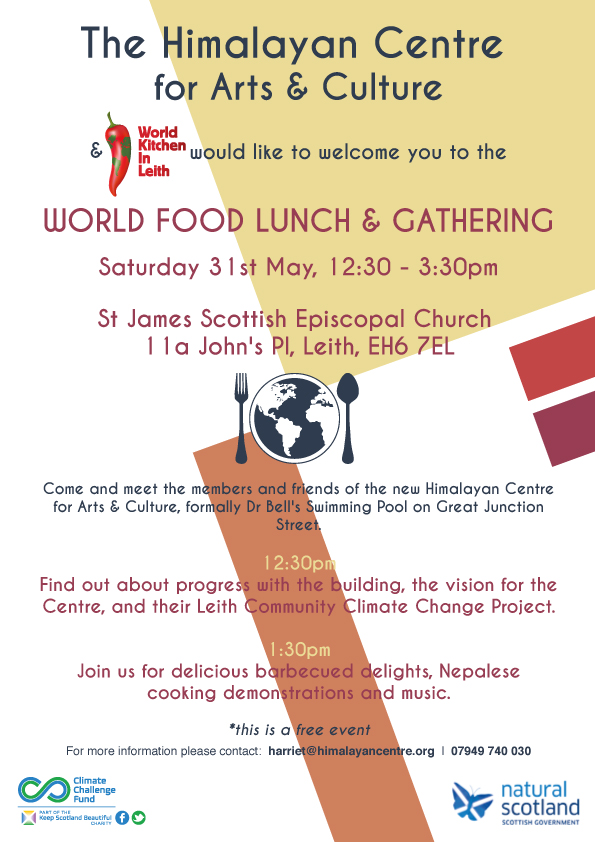 World Food lunch and Gathering