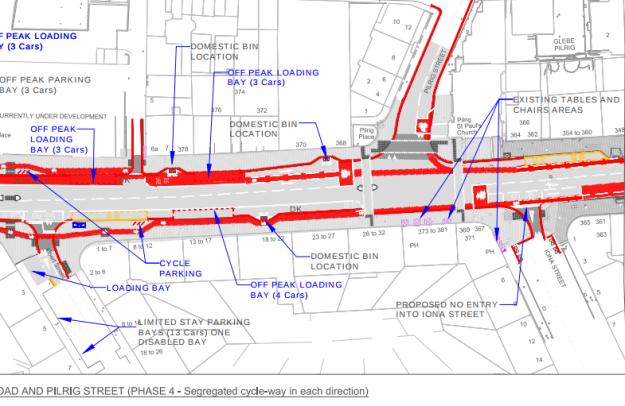 Pilrig-Street-junction
