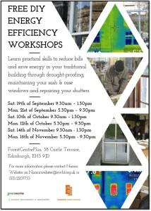 energy-efficient workshops