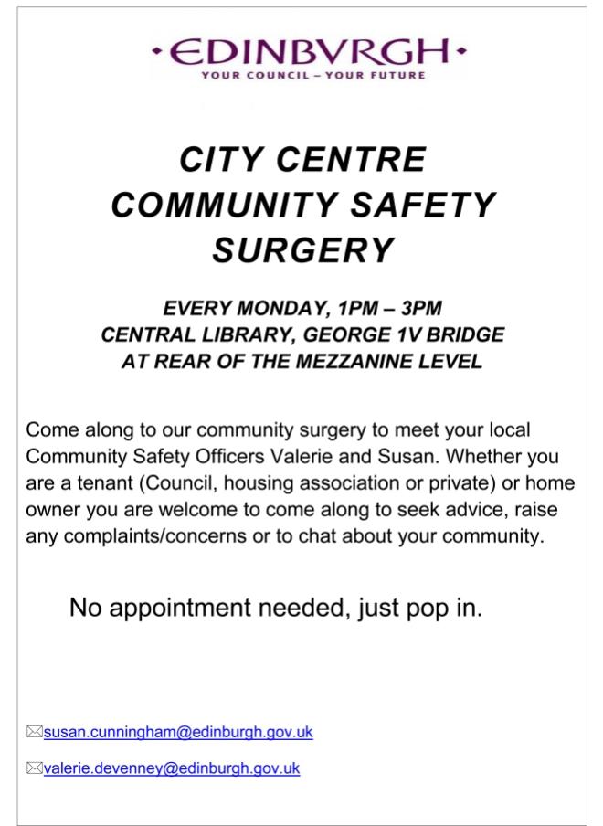 City Centre surgeries