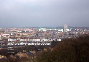 Urban project report Rhi Myfanwy Kirkland