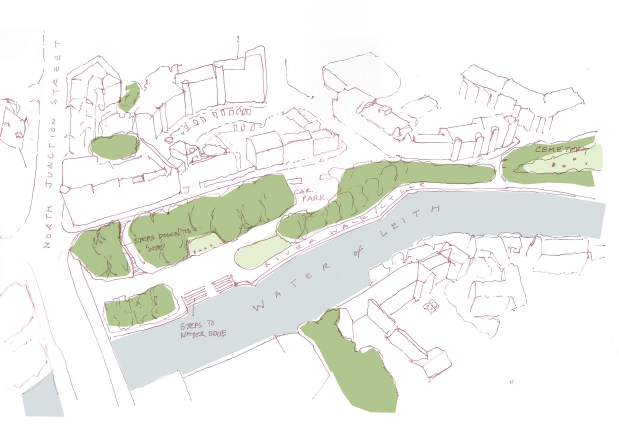 Greenspace Masterplan and Feasibility Study – Leith Chooses Application for Funding